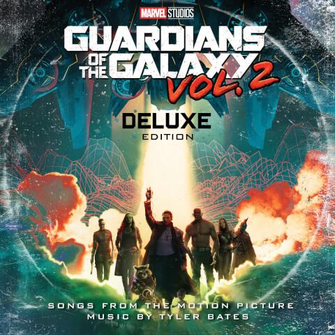Guardians Of The Galaxy Vol 2 (Deluxe Edition) (Vinyl)