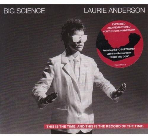 Big Science (Red Edition) (Vinyl)