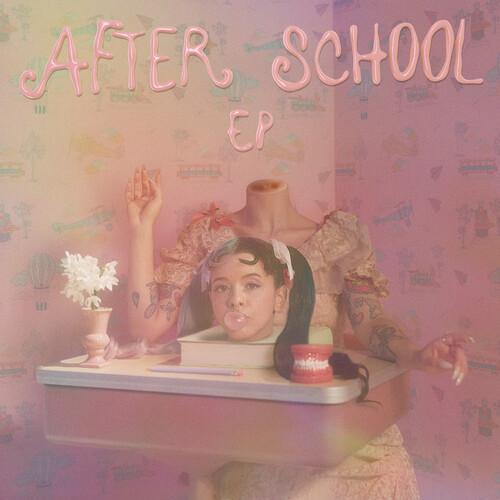After School Ep (Blue Edition) (Vinyl)