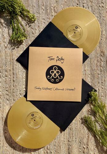 Finding Wildflowers (Alternate Versions) (Gold Edition) (Vinyl)