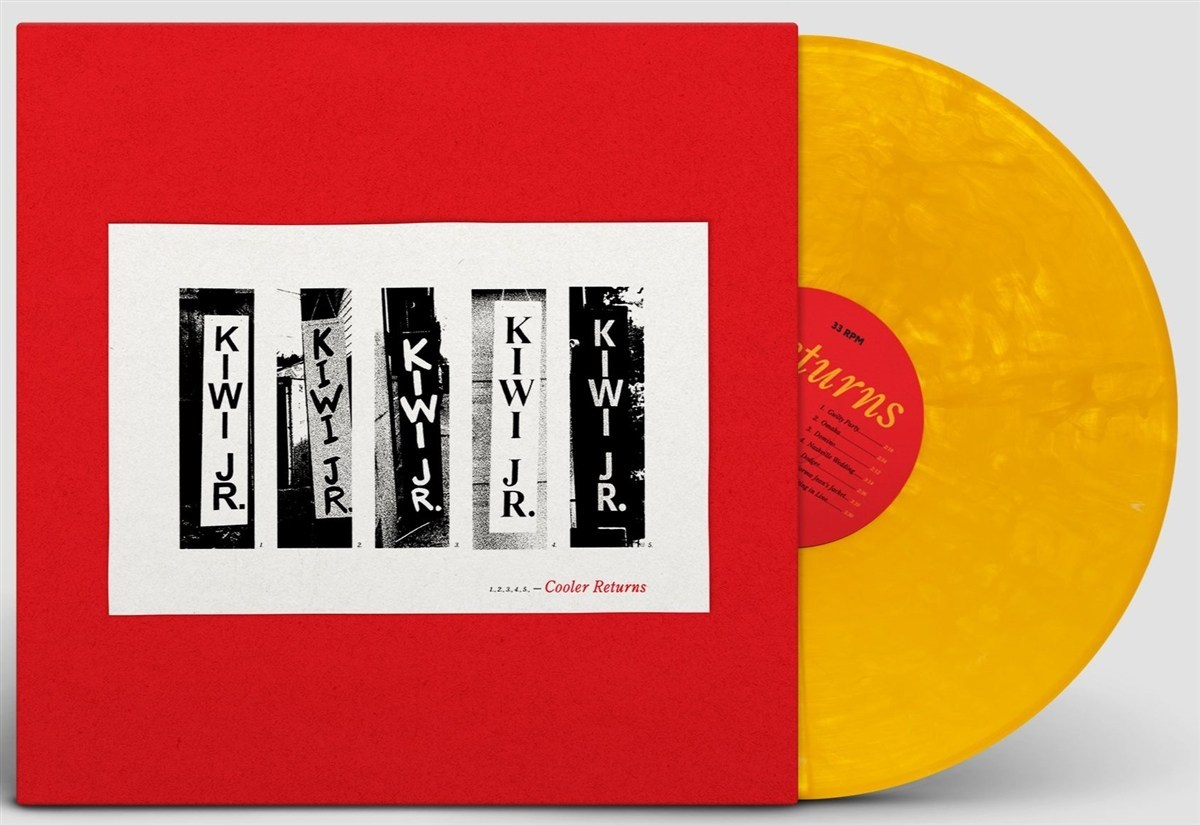 Cooler Returns (Gold Edition) (Vinyl)