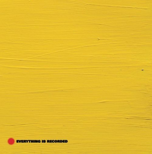 Everything Is Recorded (Limited Yellow Vinyl)