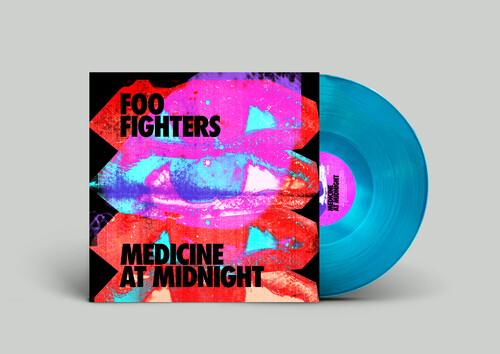 Medicine At Midnight (Blue Edition) (Vinyl)