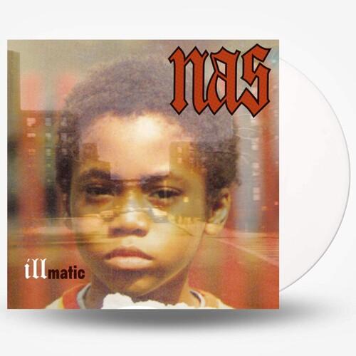 Illmatic (Clear Edition) (Vinyl)