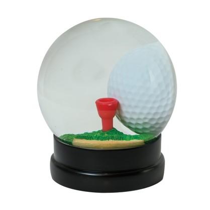 Golf Ball Globe Puzzle