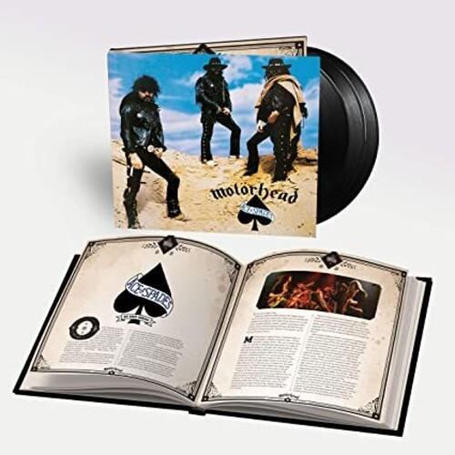 Ace Of Spades (40th Anniversary Abbey Road Half Speed Master Edition) (Vinyl)