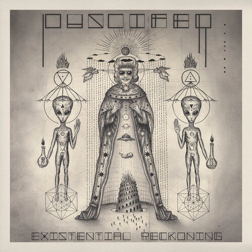 Existential Reckoning (Clear Edition) (Vinyl)