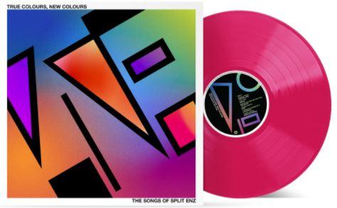 True Colours New Colours - The Songs Of Split Enz (Pink Edition) (Vinyl)