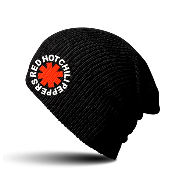 Red Hot Chili Peppers Asterix Beanie Ski Hat