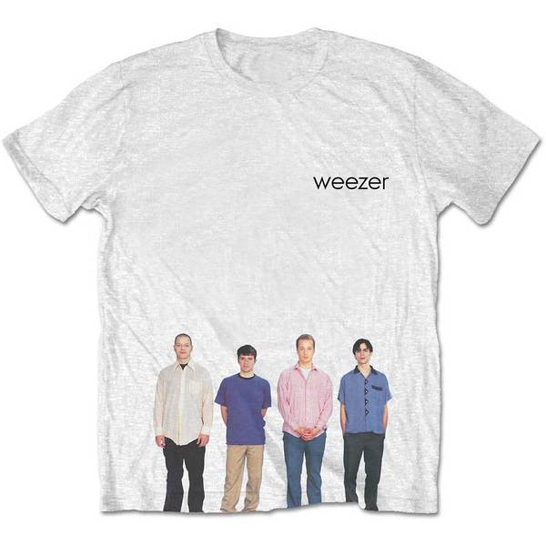 Weezer (M) Blue Album Tee