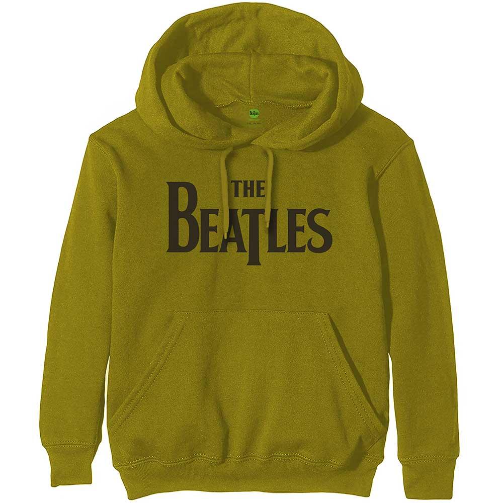 Beatles (Xlrg) Green Drop T Hoodie Sweatshirt