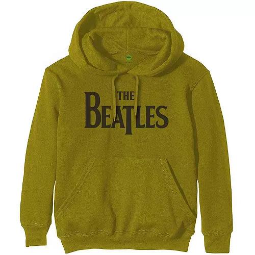 Beatles (Xxlrg) Green Drop T Hoodie Sweatshirt