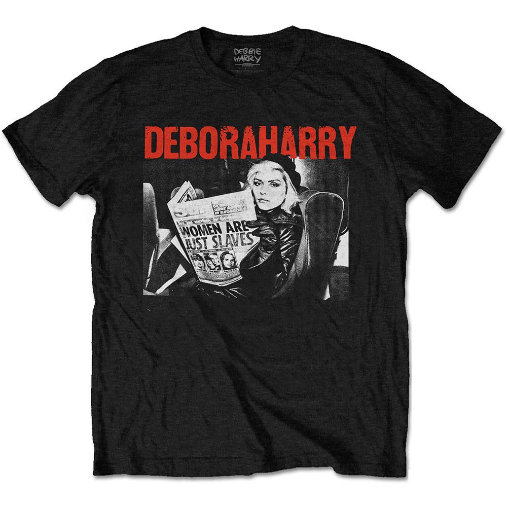 Debbie Harry (L) Women Are Just Slaves Shirt