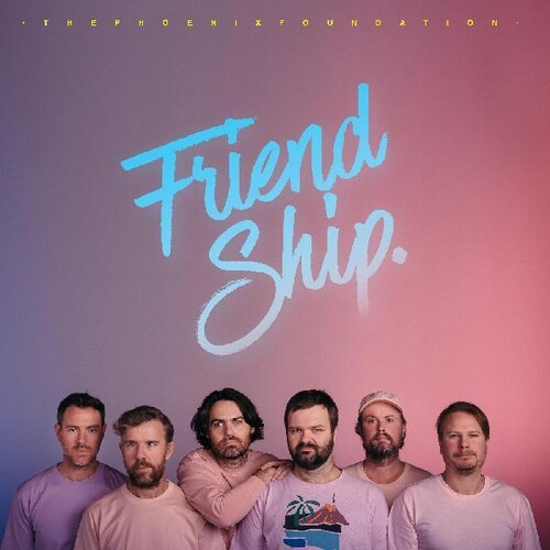 Friend Ship (Deluxe Pink Edition) (Vinyl)