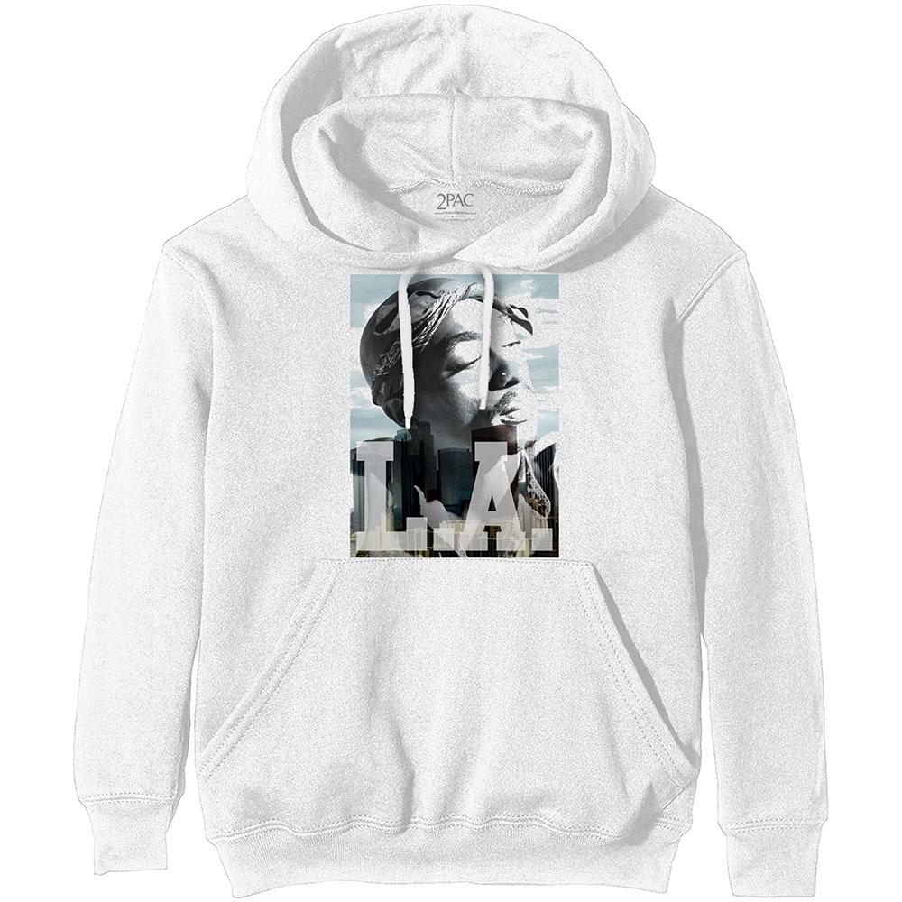 Tupac (XL) La Hoodie Sweatshirt