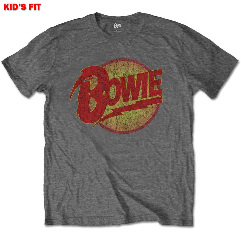 David Bowie Kids (11-12) Diamond Dogs Tee