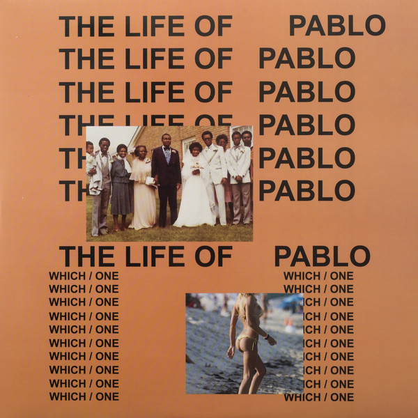 Life Of Pablo (Unofficial Clear Edition) (Vinyl)