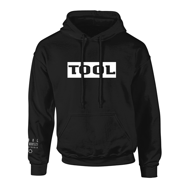 Tool (Lrg) Wrench Hoodie Sweatshirt