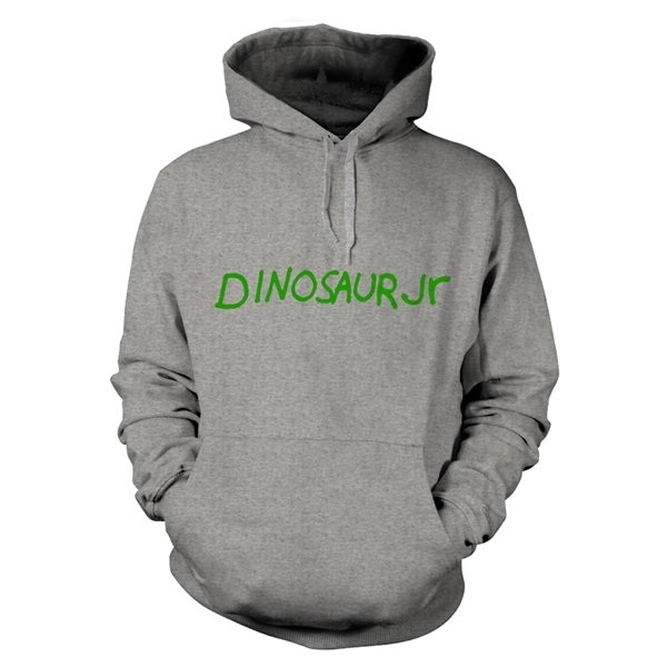 Dinosaur Jr (XL) Green Mind Hoodie Sweatshirt