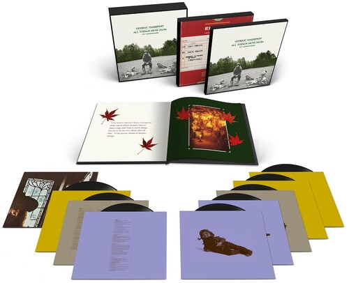 All Things Must Pass (50th Anniversary Super Deluxe Remastered Edition) (Vinyl)