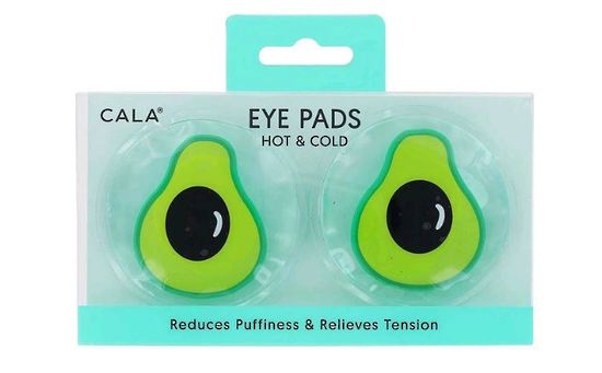Avocado Hot And Cold Eye Pad Cosmetic Face