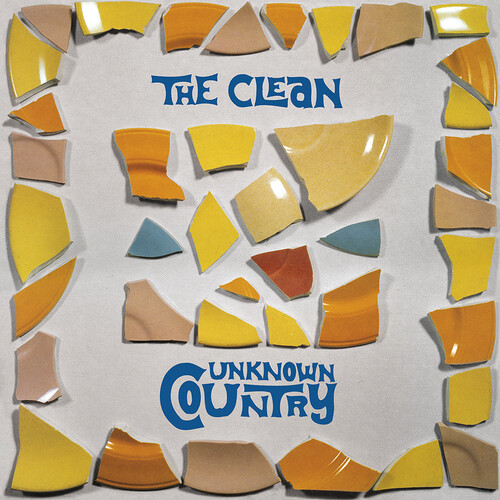 Unknown Country (Blue Edition) (Vinyl)