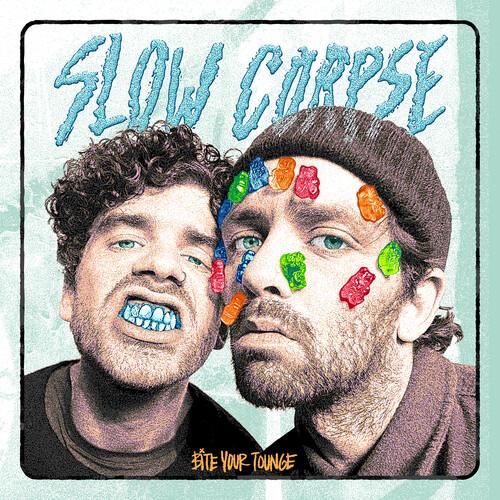 Bite Your Tongue (Blue Edition) (Vinyl)