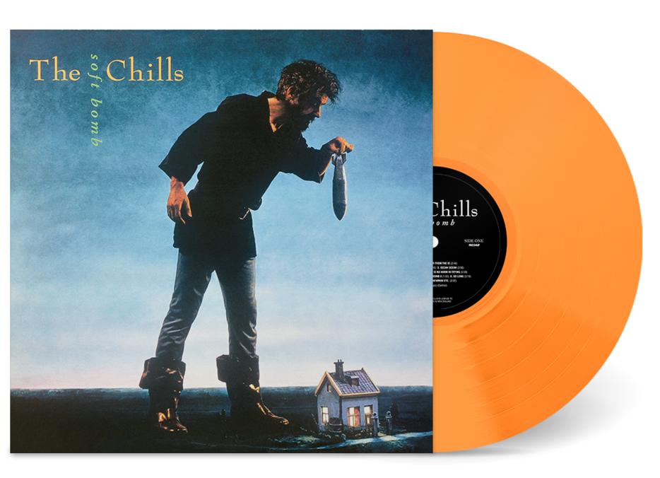 Soft Bomb (Orange Edition) (Vinyl)