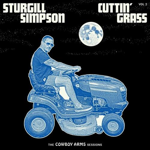 Cuttin Grass Vol 2 - Cowboy Arms Sessions (Vinyl)