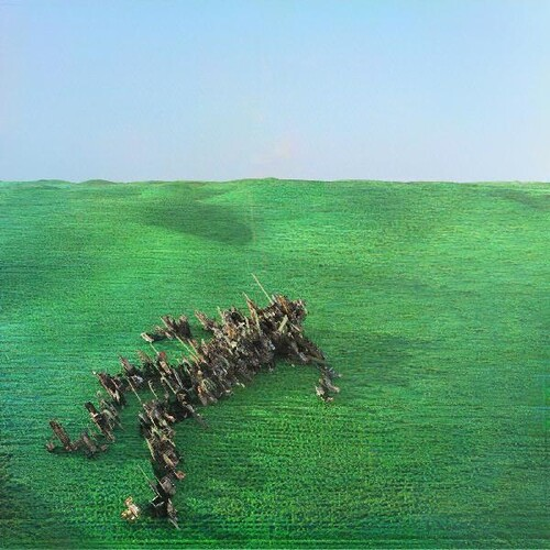 Bright Green Field (Green Edition (Vinyl)