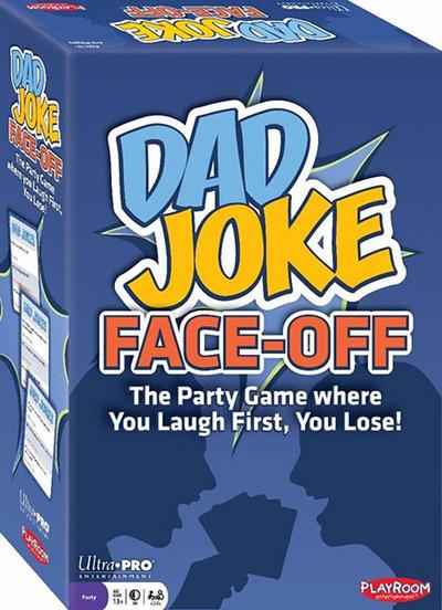 Dad Joke Face Off Game