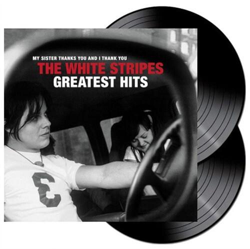 White Stripes Greatest Hits (Vinyl)