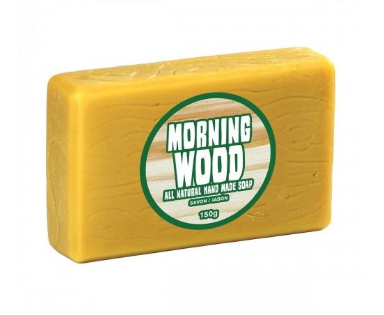 Morning Wood Pine Soap