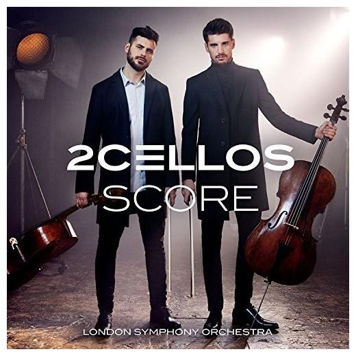 2cellos: Score (vinyl) - Real Groovy