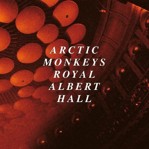 Arctic Monkeys Live At The Royal Albert Hall (Deluxe Clear Edition) (Vinyl)
