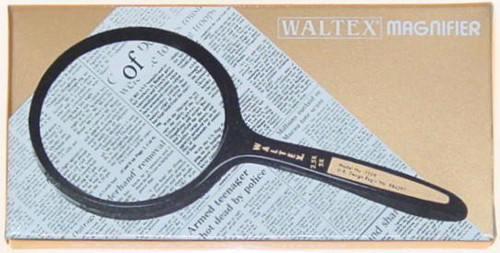 Magnifying Glass Waltex 50mm