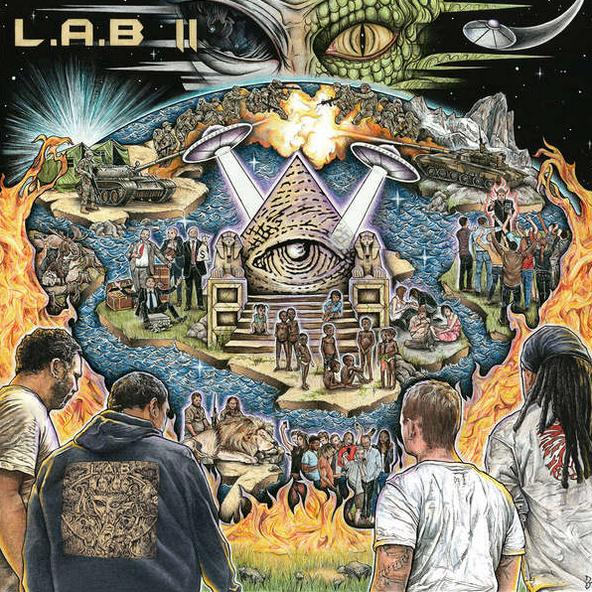 Lab 2 (Limited Edition) (Vinyl)