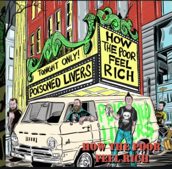 How The Poor Feel Rich Ep (Green Edition) (Vinyl)