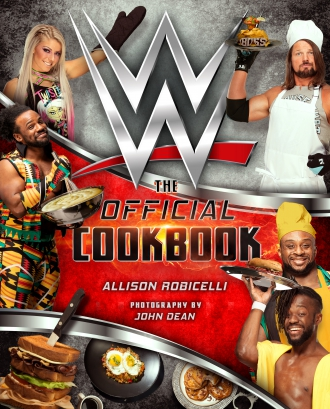 Wwe The Official Cookbook