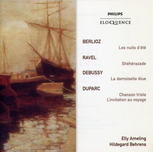 Berlioz: Les Nuits D'ete / Ravel: Sheherazade