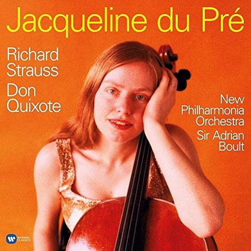 Don Quixote - Jacqueline Du Pre (vinyl)