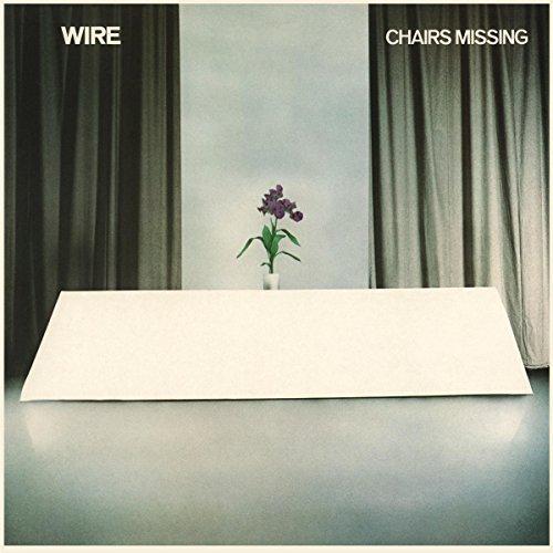 Chairs Missing (Vinyl)