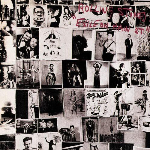 Exile On Main St (remastered) (vinyl)