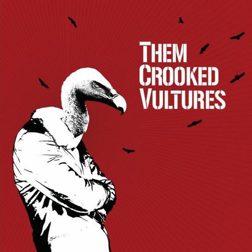Them Crooked Vultures (vinyl)