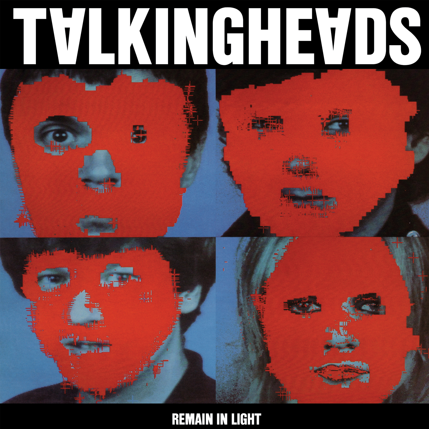 Remain In Light (limited Red Edition) (vinyl)