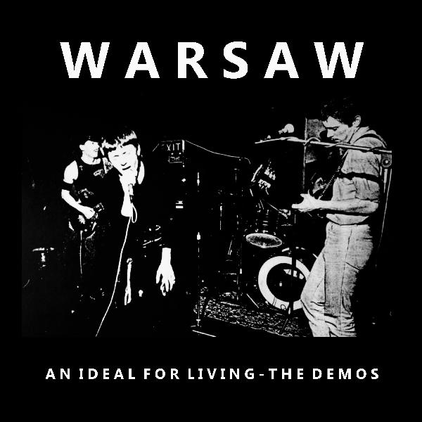 Ideal For Living - The Demos (vinyl)