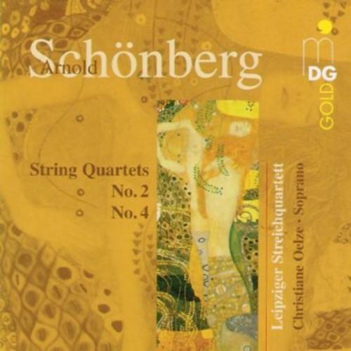 String Quartets 2 & 4