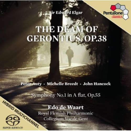 Dream Of Gerontius / Symphony No 1