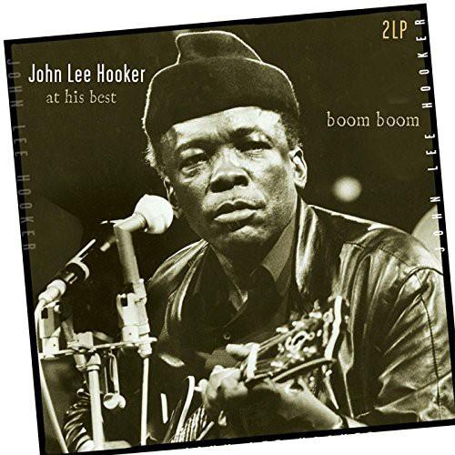 Boom Boom - John Lee Hooker At His Best (vinyl)