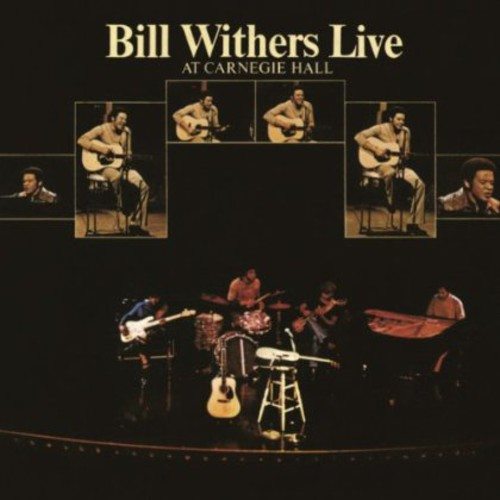 Bill Withers Live At Carnegie Hall (Vinyl)